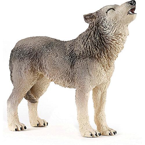Игровая фигурка PaPo Воющий волк