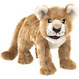 Мягкая игрушка на руку Folkmanis Африканский львенок, 46 см