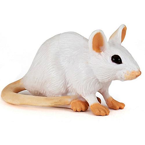 Игровая фигурка PaPo Белая мышь от papo