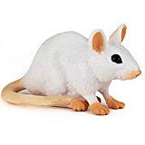 Игровая фигурка PaPo Белая мышь