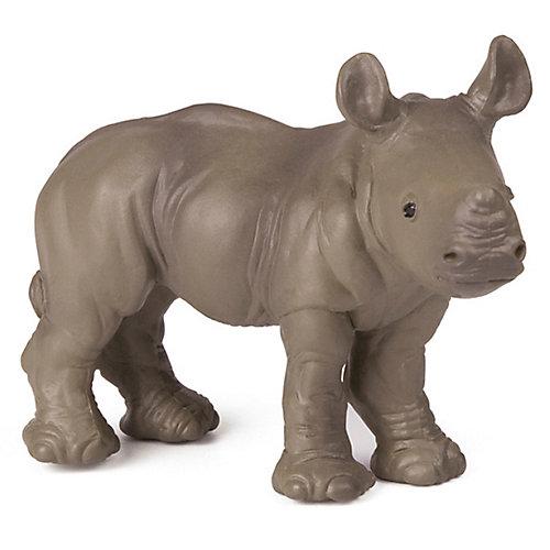 Игровая фигурка PaPo Детёныш носорога от papo
