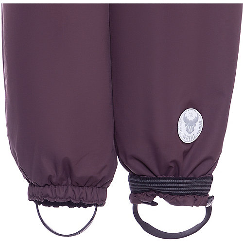 Утепленные брюки Wheat - лиловый от Wheat