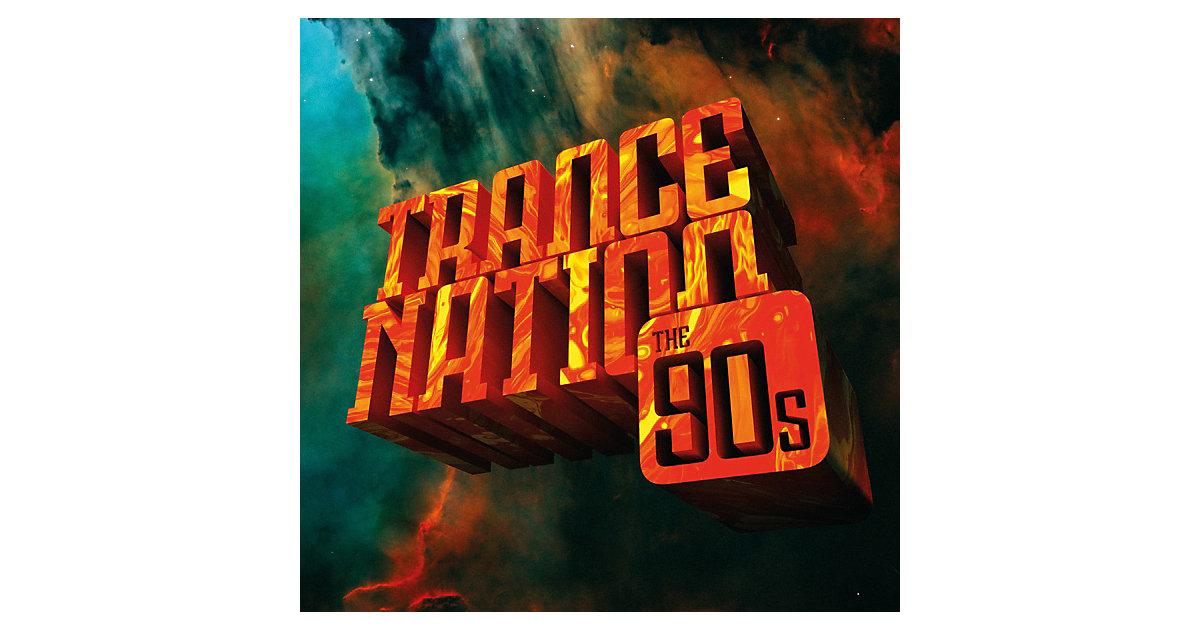 CD Trance Nation-The 90s (3 CDs) Hörbuch