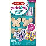 """Набор для раскрашивания магнитов Melissa & Doug """"Творчество: бабочки"""""""