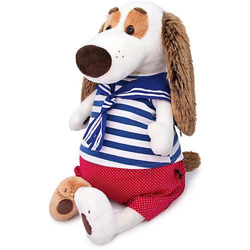 Мягкая игрушка Budi Basa Собака Бартоломей в морском костюме, 27см от Budi Basa