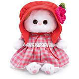 Мягкая игрушка Budi Basa Кошечка Ли-Ли Baby в красной шапочке, 20 см