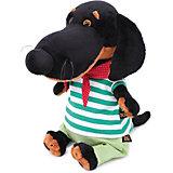 Мягкая игрушка Budi Basa Собака Ваксон в морском костюме, 25 см