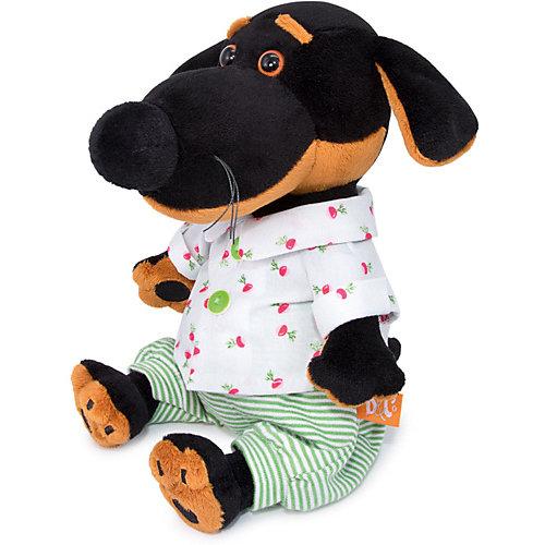 Мягкая игрушка Budi Basa Собака Ваксон Baby в рубашке и трусах, 20 см от Budi Basa