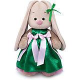 Мягкая игрушка Budi Basa Зайка Ми в нарядном платье, 25 см