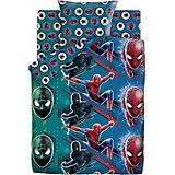 Детское постельное белье 1,5 сп Непоседа «Человек Паук. Тайна человка-паука»