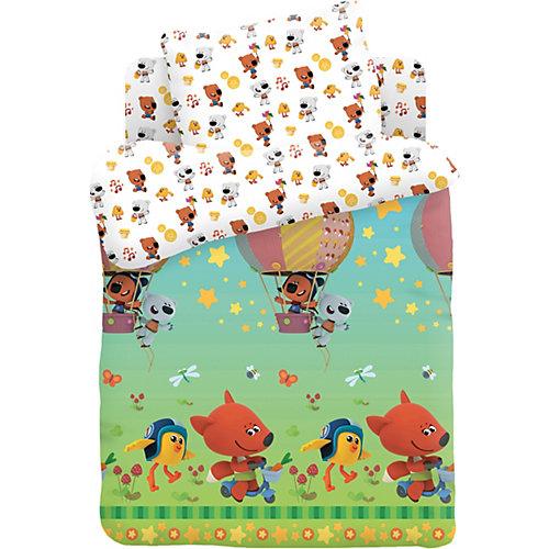 Детское постельное белье Непоседа «Ми-ми-мишки. Воздушный шар» - зеленый от Непоседа