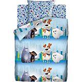 Детское постельное белье 1,5 сп Непоседа «Тайная жизнь домашних животных»