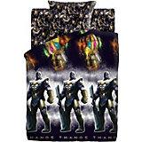 Детское постельное белье 1,5 сп Непоседа «Мстители. Танос»