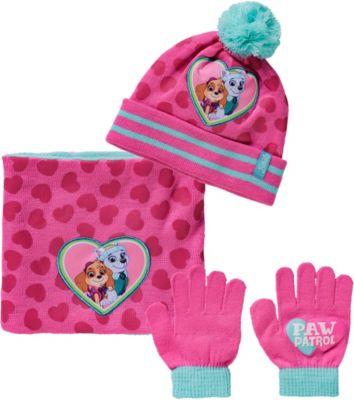 Set ohrensch/ützer handschuhe von Peppa Pig