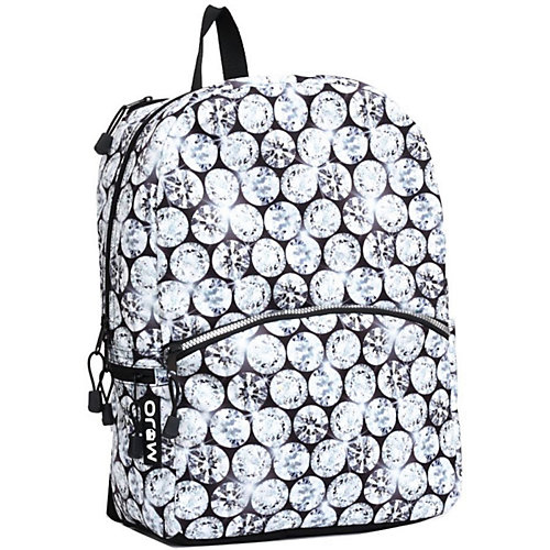 Рюкзак Mojo Pax Diamonds LED, со встроенными светодиодами - разноцветный от Mojo Pax
