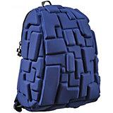 Рюкзак MadPax Blok Half Wild Blue Yonder, синий