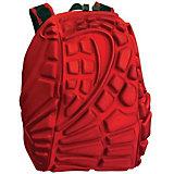 Рюкзак MadPax Octopack Half Cavern Red, красный с пеналом