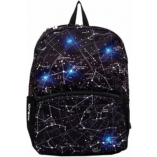 Рюкзак Mojo Pax B/W Constellation LED, со встроенными светодиодами - черный от Mojo Pax