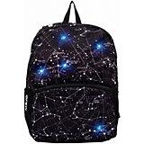 Рюкзак Mojo Pax B/W Constellation LED, со встроенными светодиодами