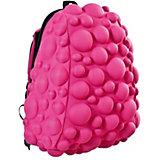 Рюкзак MadPax Bubble Half Gumball, розовый с пеналом