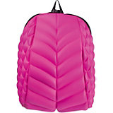 Рюкзак MadPax Full Scale Half Power Pink, розовый с пеналом