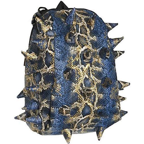 Рюкзак MadPax Pactor Half Boa Blue Gold, синий с пеналом - синий от MadPax