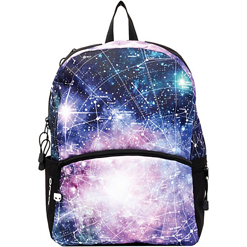 Рюкзак Mojo Pax Galaxy LED, со встроенными светодиодами с пеналом - разноцветный от Mojo Pax