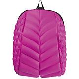 Рюкзак MadPax Full Scale Half Pink Flymingo, розовый с пеналом
