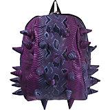 Рюкзак MadPax Pactor Half Purple is the New Python, фиолетовый с пеналом