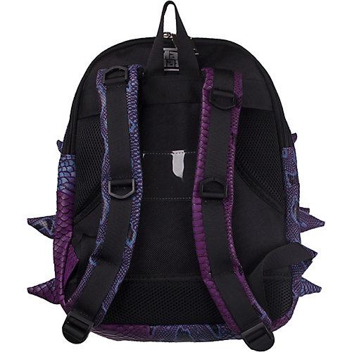 Рюкзак MadPax Pactor Half Purple is the New Python, фиолетовый с пеналом - фиолетовый от MadPax