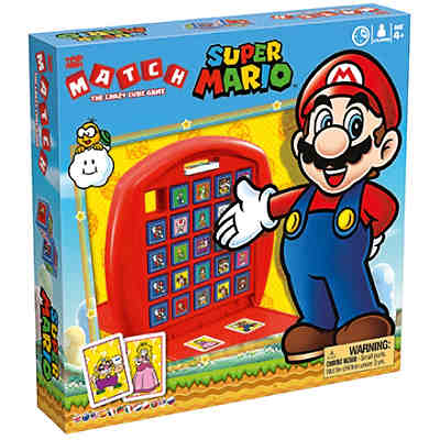 Top Trumps Match - Super Mario, multilingual