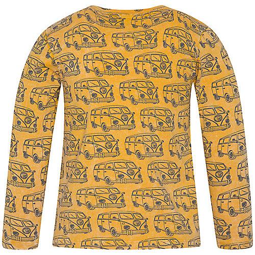 Лонгслив Tuc-Tuc - желтый от Tuc Tuc