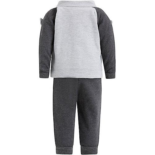 Комплект Tuc-Tuc: толстовка, футболка и брюки - серый от Tuc Tuc