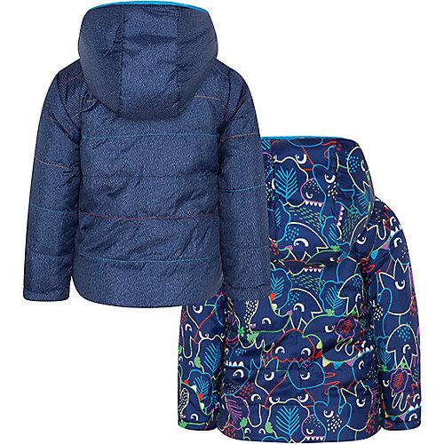 Демисезонная куртка Tuc-Tuc - голубой от Tuc Tuc