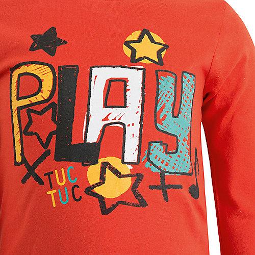 Комплект: футболка, брюки Tuc-Tuc - красный от Tuc Tuc
