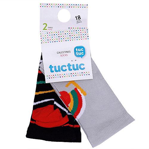 Носки, 2шт. Tuc-Tuc - черный от Tuc Tuc