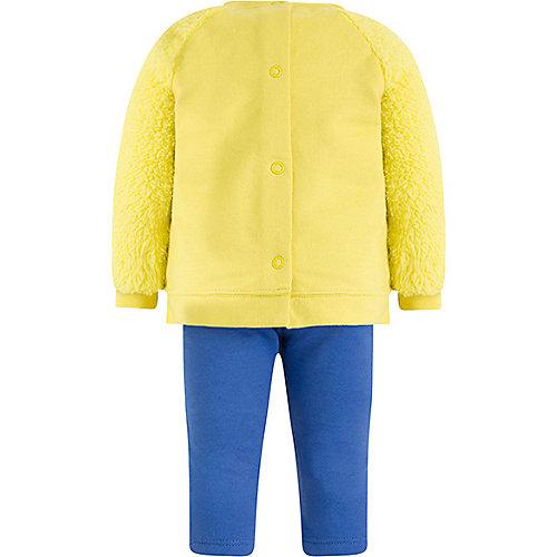 Комплект Tuc-Tuc: свитшот и брюки - зеленый от Tuc Tuc
