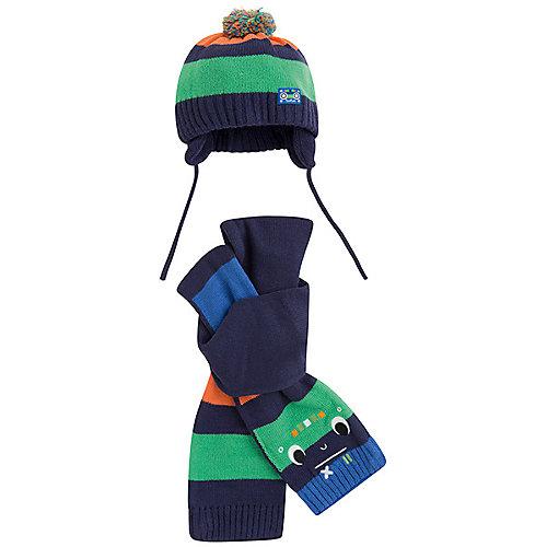 Комплект Tuc-Tuc: шапка и шарф - разноцветный от Tuc Tuc