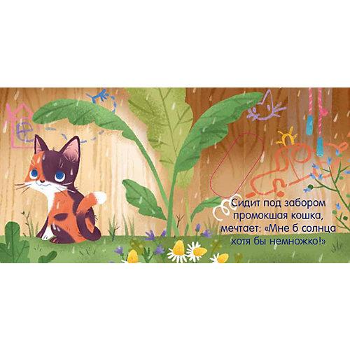 """Детская книга """"Вжух! О чем мечтает кошка?"""", Войцеховский Б. от Clever"""