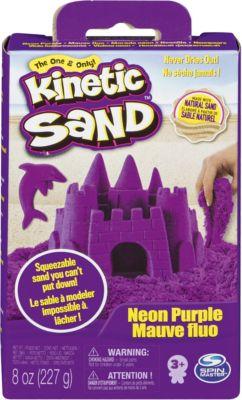 """Игровой набор Kinetic Sand """"Кинетический песок"""", фиолетовый"""