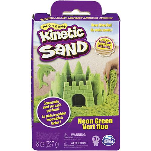 """Игровой набор Kinetic Sand """"Кинетический песок"""", зеленый от Spin Master"""