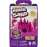"""Игровой набор Kinetic Sand """"Кинетический песок"""", розовый"""