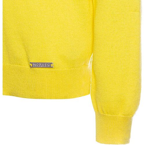 Свитер Norveg - желтый от Norveg