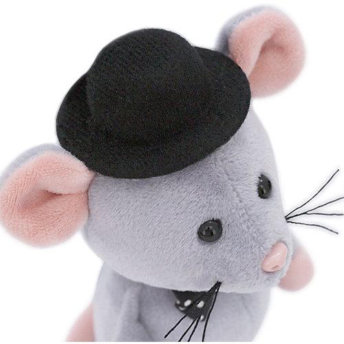 Мягкая игрушка Orange Toys ШышелМышел в шляпе 15 см, серый от Orange