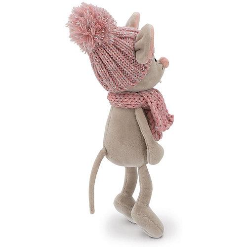 Мягкая игрушка Orange Toys Мышка Мася 20 см, в розовом от Orange