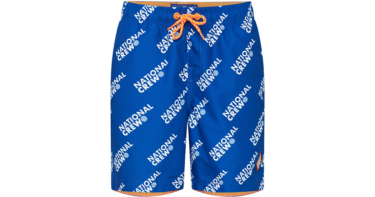 Beachwear Walter short  blau Gr. 98/104 Jungen Kleinkinder