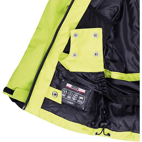 Комплект CMP: куртка и полукомбинезон - желтый от CMP