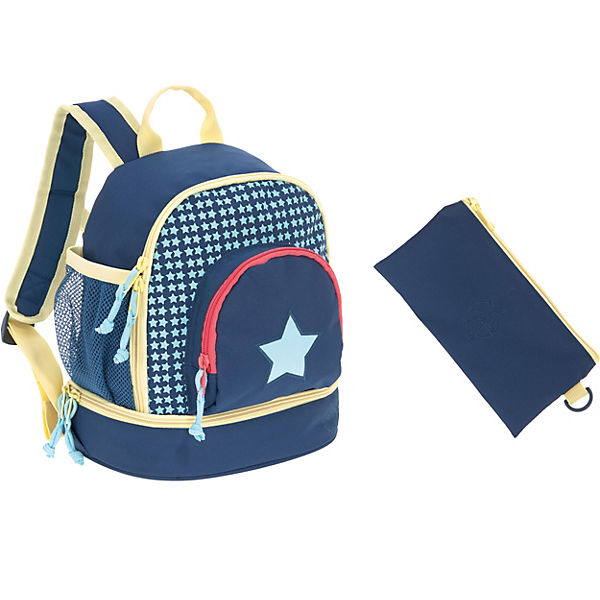 LÄSSIG Kindergarten Rucksack 4kids, Mini Backpack, Exclusiv, Starlight