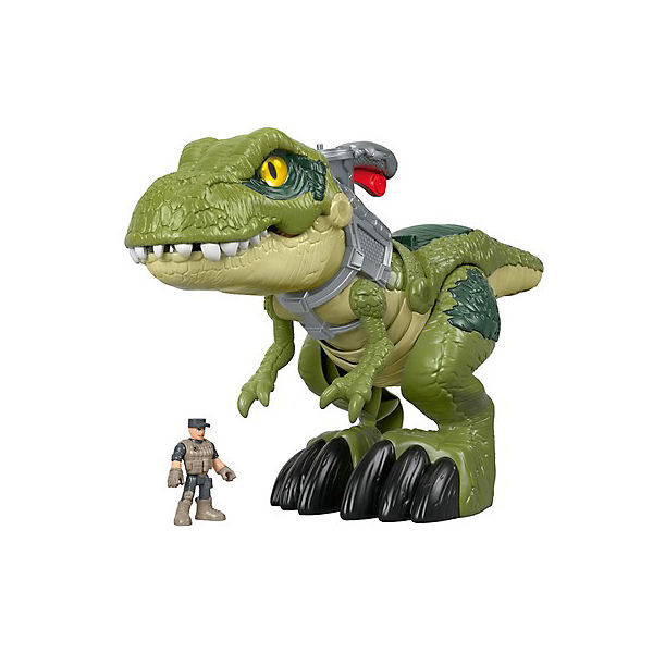 Imaginext Jurassic World Hungriger T-Rex