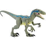 Фигурка Jurassic World Колоссальный велоцираптор Блю